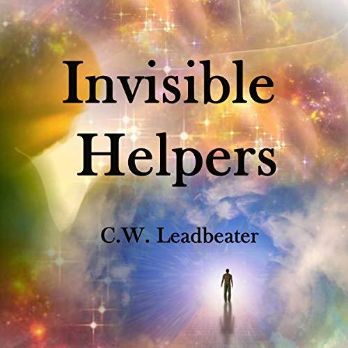 Couverture de Invisible Helpers