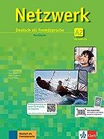Netzwerk: Kursbuch A2 mit 2 CDs