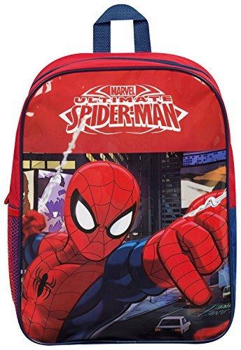 Ultimate Spiderman Zaino Con Laterali Tasca In Rete