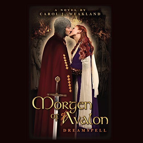 Morgen of Avalon: Dreamspell audiobook cover art