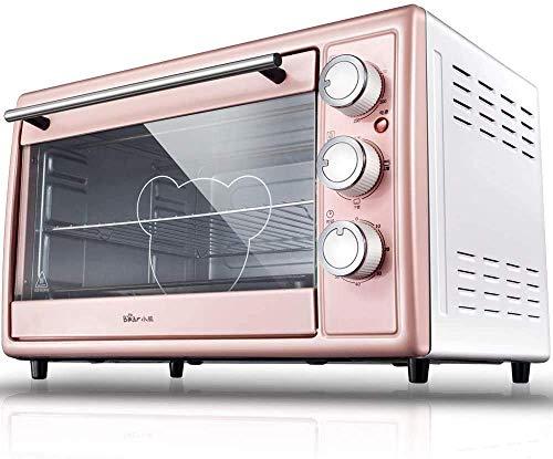 CattleBie Brotbackautomaten, Multi-Funktions-Elektro-Ofen Backzutaten Kuchen Pizza-Ofen 30L