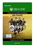 FIFA 16 500 FIFA Points - Xbox One Digital Code