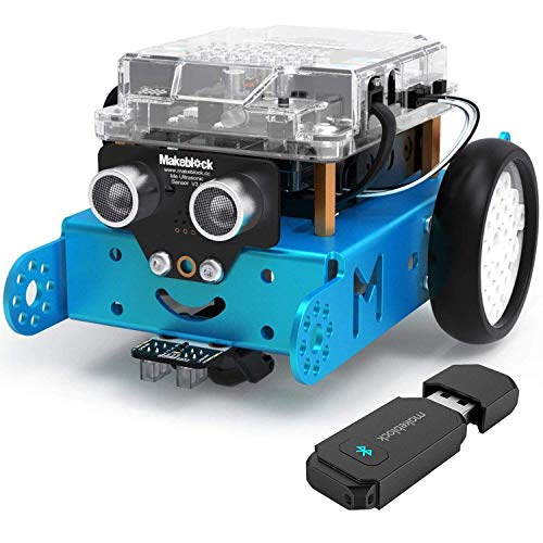 Makeblock mBot Starter Kit with Bluetooth Dongle,...