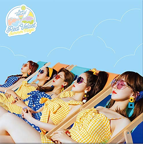 [Album]Summer Magic – Red Velvet[FLAC + MP3]
