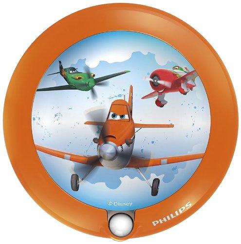 Philips Disney Planes LED Nachtlicht, orange, 717655316