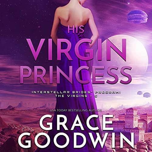 His Virgin Princess cover art