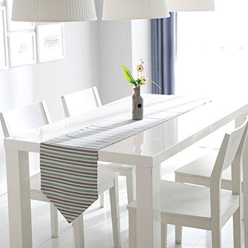Nappes Simple Stripes Indicateur de table Luxe Classique Sauvage Table basse Décoration Mobilier de maison Serviette de lit