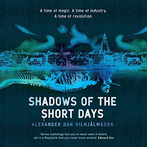 Shadows of the Short Days audiobook cover art