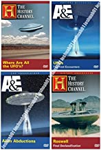 Alien 4pk (Where Are All The UFO's?; UFO's - First Encounters; Alien Abductions; Roswell - Final Declassification) [DVD]