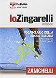 Lo Zingarelli minore quindicesima edizione
