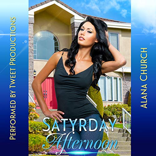 Satyrday Afternoon audiobook cover art