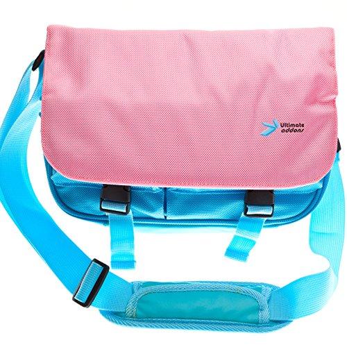 Ultimate Addons - Kinder Messenger Tasche für LeapFrog LeapPad Ultra 7 Zoll Tablet - Rosa