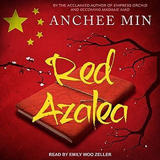 Red Azalea audiobook cover art