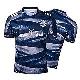 Maillot de Rugby de Combinaison d'entraînement Leinster 2019, Uniforme de Rugby Leinster, Sweat-Shirt d'entraînement pour Hommes-athlète Unisexe Respirant-L