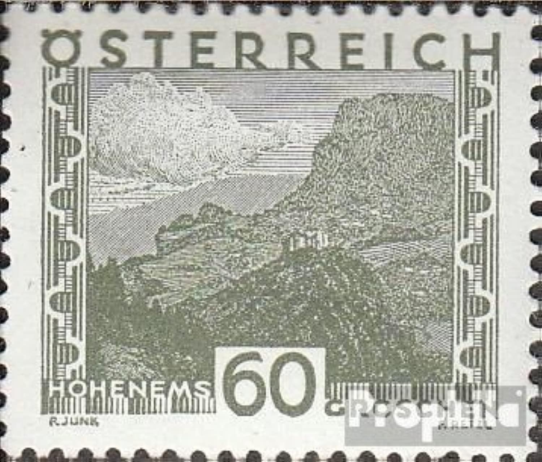 Prophila Collection Austria 509 1929 Paesaggi (Francobolli per i Collezionisti) paesaggi