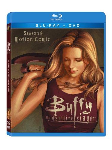 Buffy the Vampire Slayer: Season 8 Motion Comic (Two-Disc...