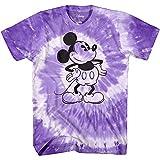 Mickey Mouse Attitude Tie Dye Classic Vintage...