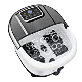 Foot Spa Foot Bath Massager with Heat 6 Masssage Rollers with Mini Acupressure Adjustable Time & Temperature