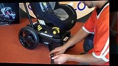 Amazon.com : Baby Jogger Glider Board, Black : Jogging ...