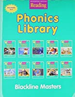 Houghton Mifflin Reading: Phonics Library Blm Lv 1 0618067205 Book Cover