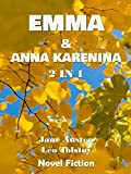 EMMA & ANNA KARENINA (English Edition)
