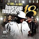 Hustle Music 18 - CD & Bonus DVD