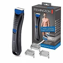 Remington Delicates & Body Hair Trimmer BHT250, Trim-Shave-Technologie, Nass- und Trockenanwendungen, schwarz