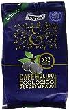Toscaf Café Ecológico Descafeinado - 2 Paquetes de 32 Unidades