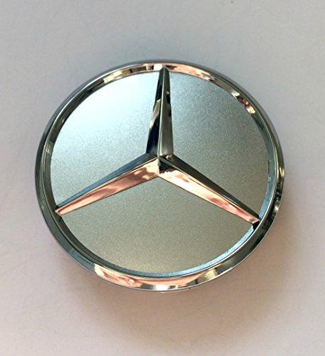 Felgendeckel Mercedes Benz 4 x 60mm Nabendeckel Radnabenkappen Felgenkappen Nabenkappen Wheel Caps