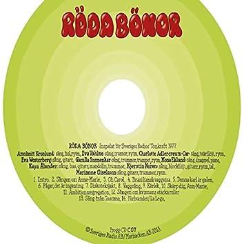 Progglådan Box C: Folkprogg & Sjungande låtskrivare