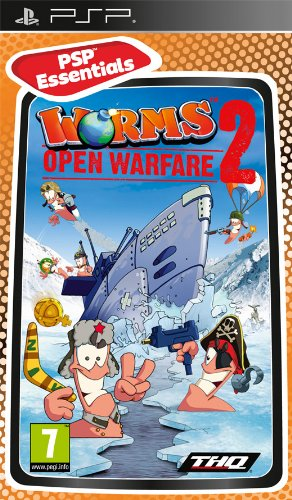 Worms: Open Warfare 2 -Essentials- [Import spagnolo]