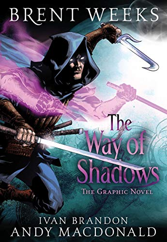 The Way of Shadows: The Graphic Novel (Night Angel Book 1) (English Edition)