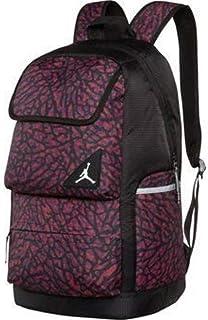 Gym Red Elephant Air Jordan Jumpman All World Gym School Laptop Bag Backpack Books Sports Equipment