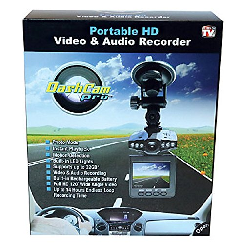 DashCam Pro - The Personal Security Camera...