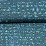 Doppelmoppel Baumwollstoff Programmierer Informatik