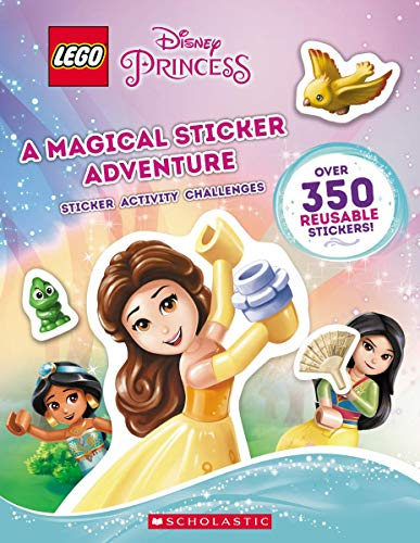 A Magical Sticker Adventure