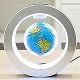 Globe Terrestre Magnétique, Beetest 4inch Magnétique Lévitation Globe Flottant...
