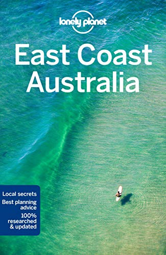 Lonely Planet East Coast Australia [Lingua Inglese]