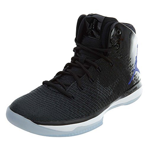 "Jordan Men's Air XXXI (31)"" Space Jam Black/Concord 845037-002 (7.5)"