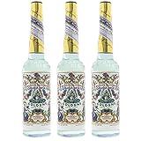 Tres (3) Botella De Plástico - Colonia Agua De Florida 221,8 Ml