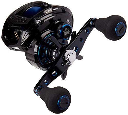 Abu Garcia REVO T2 BST61 Revo Toro Beast Low-Profile Baitcast Fishing