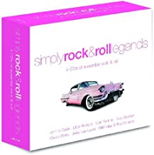 Simply Rock & Roll Legends / Various
