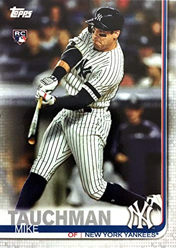 2019 Topps Update #US2 Mike Tauchman RC