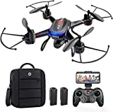 Holy Stone 1080P FPV Drone with HD Camera for Adult Kid Beginner, RC