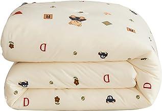 Feather Trooster Ademend Lichtgewicht Sterk Geventileerd Zacht Comfortabel Comfortabel Seizoen(2x2.3m(79x91in) 4.5KG, A)