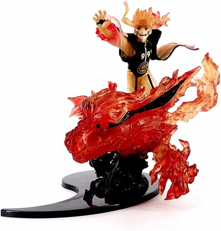 Futurao Naruto Flame Uzumaki NarutoNine Chara Cartoon Boston Latest item Mall Tails Doll