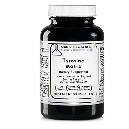 Tyrosine Matrix - 90caps