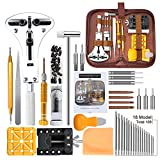 Watch Repair Kit, E·Durable Professional Spring Bar Tool Set 149 in 1 Watch