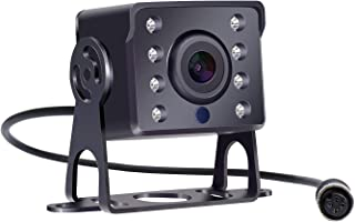 $49 » AMTIFO H30 HD Backup Camera Wired with 4-PIN Connector for Trucks,Semi-Trailer,Box Truck,RVs,Only Compatible for A13