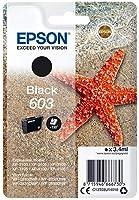 Epson - Confezione singola nero 603